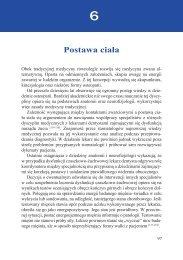 Postawa ciała - Wydawnictwo Lekarskie PZWL