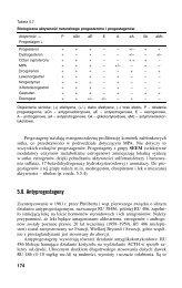 5.8. Antyprogestageny - Wydawnictwo Lekarskie PZWL