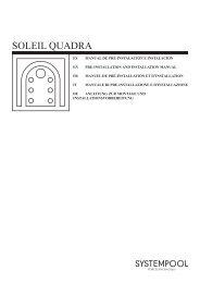 SOLEIL QUADRA - Pre e Instalacion - Systempool