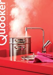 Brochure Quooker - Tilbrook Interiors