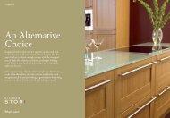 Download our Stori main brochure range of ... - Tilbrook Interiors