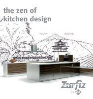 Download our Zurfiz brochure range of kitchens - Tilbrook Interiors