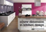Download our 3D Solutions brochure range of ... - Tilbrook Interiors