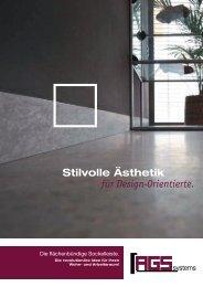 Stilvolle Ästhetik für Design-Orientierte. - trendparkett AG