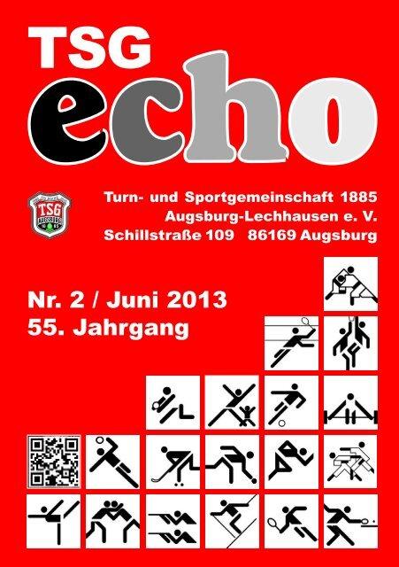 Juni 2013 - TSG Augsburg