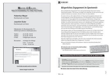 TSGinfo3-08 Teil1(Dateigröße: 1.14 MB) - TSG 1881 Sprockhövel eV
