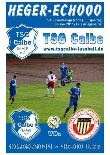 Untitled - TSG Calbe/Saale