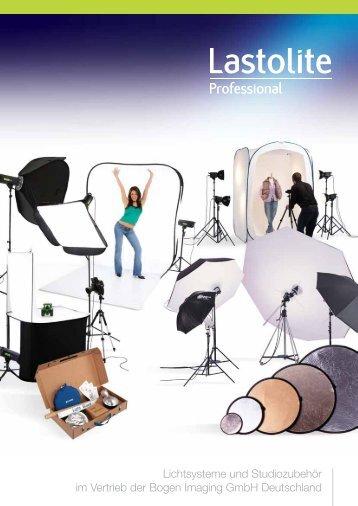 Lichtsysteme und Studiozubehör im Vertrieb der Bogen Imaging ...