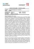 Innovation management in hospitality - TSI-Turismo Sant Ignasi ... - Page 2