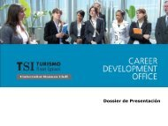 grado en gestión turística y hotelera - TSI-Turismo Sant Ignasi ...