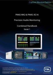 PAM2 MK2 and PAM2-3G16 Combined Handbook Issue 1.pdf - TSL