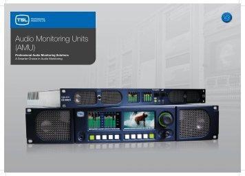 Audio Monitoring - TSL