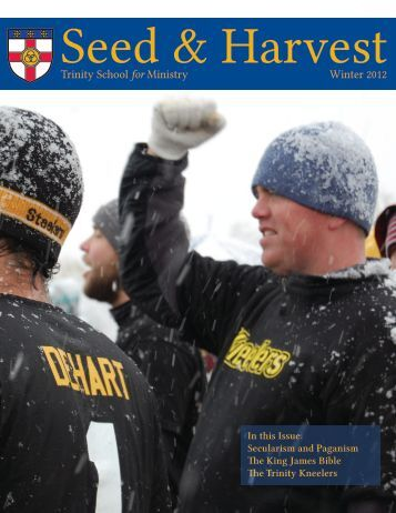 S&H Winter 2012.pdf - Trinity School for Ministry