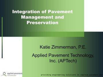 Preventive Maintenance - The National Center for Pavement ...