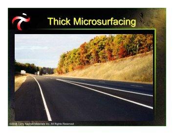 Thickness - TSP2