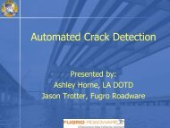 Automated Crack Detection