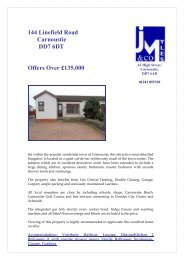 144 Linefield Road Carnoustie DD7 6DT Offers Over £135,000 - TSPC