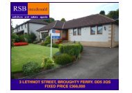 3 LETHNOT STREET, BROUGHTY FERRY - TSPC