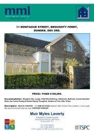 11 montague street, broughty ferry, dundee, dd5 2rd. - TSPC
