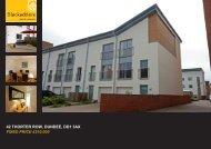 42 thorter row, dundee, dd1 3ax fixed price £210000 - TSPC