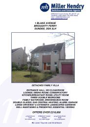 1 blake avenue broughty ferry dundee, dd5 3lh offers over ... - TSPC