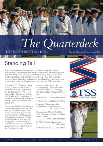 Standing Tall - The Southport School
