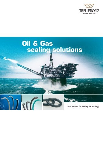 Oil & Gas sealing solutions - Trelleborg Sealing Solutions