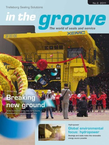 In the Groove 2/2011 - Solutions For Tomorrow's Engineering