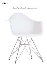 Eames Plastic Armchair Design Charles & Ray Eames