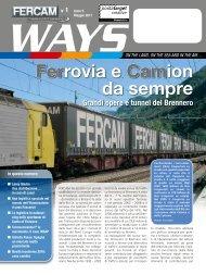 Download WAYS - Fercam Logistics