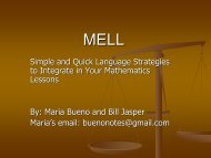 Simple and Quick Language Strategies to Integrate in Your ...
