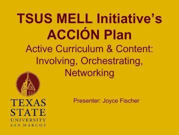 MELL Accion Model - Mathematics for English Language Learners ...