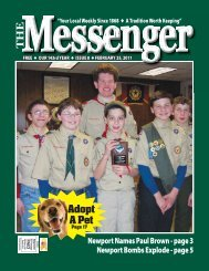 Download The Messenger – February 25, 2011 - Granite Quill ...