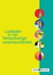Leitfaden Verpackungs- verantwortlichen - valorlux.lu