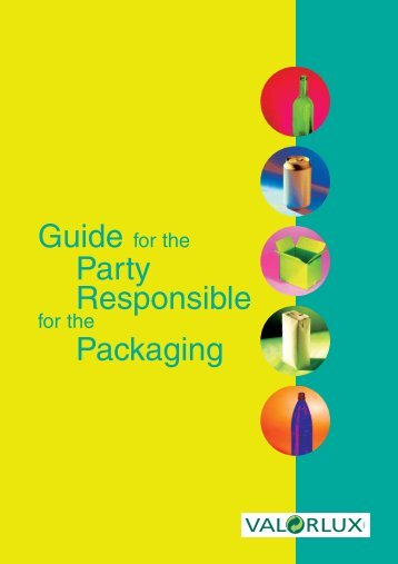 Party Responsible Packaging - valorlux.lu