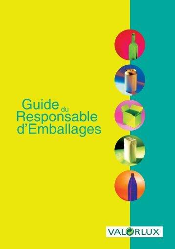Guide du Responsable d'Emballages - valorlux.lu