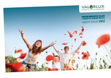 rapport annuel 2012 - valorlux.lu