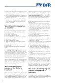 Schutz vor Lebensmittelinfektionen im Privathaushalt - Page 5