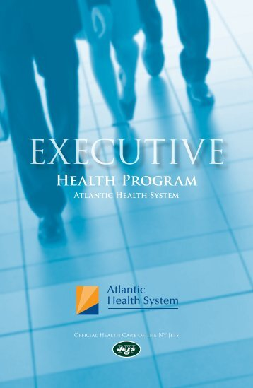 EXECUTIVE - Atlantic Health System