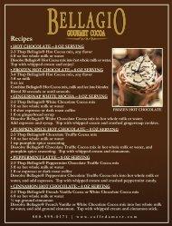 Get Recipes - Caffe D'Amore