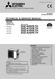 SUZ-A12VR.TH - Mitsubishi Electric