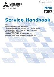 Service Handbook - Mitsubishi Electric