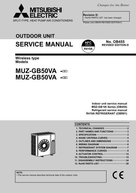 Mitsubishi Electrical Wiring Diagram - Wiring Diagram