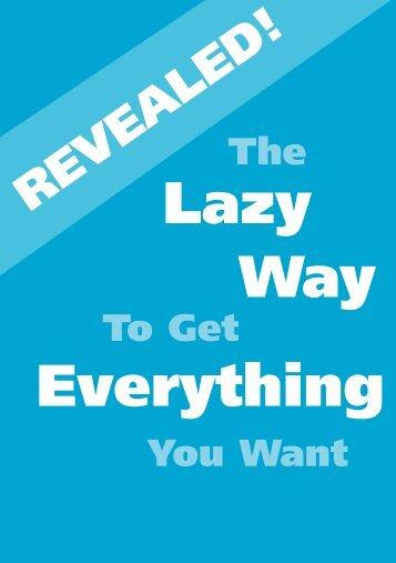 Lazy Book ebook 0409:Lazy Book ebook 0808 - Fleet Street ...