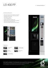 LEI 400 pp - Bianchi Vending Group