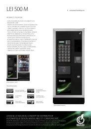 LEI 500 M - Bianchi Vending Group