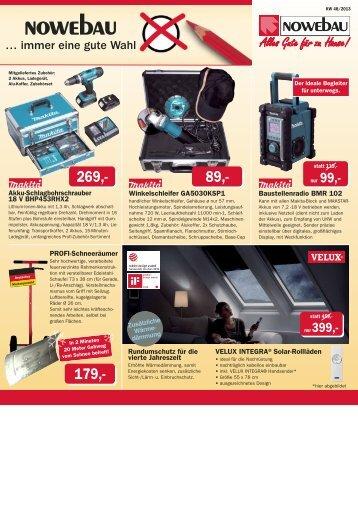 Beilage KW 48-2013_Layout 1 - Grenza Baumarkt GmbH