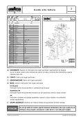 ESPRESSO POINT Mod. Matinèe 230V - Page 3
