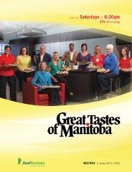 Join us Saturdays at 6:30pm - Manitoba Canola Growers Association