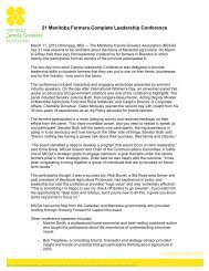 read - Manitoba Canola Growers Association
